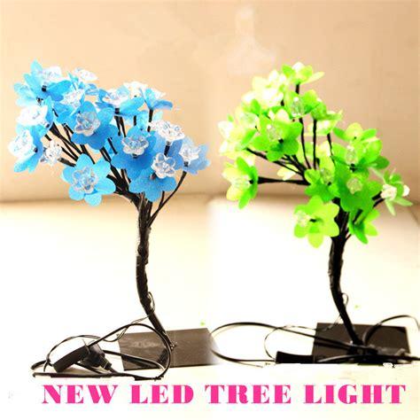 buy mini led cherry blossom flower tree light branches