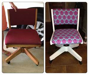 Your Teacher39s Aide Before And After Updated Desk Chair