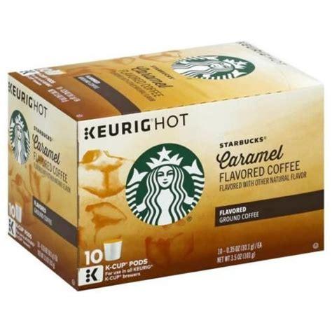 Caramel syrup recipe stevia recipes syrup recipes sugar free iced coffee. Keurig-Hot-Starbucks-Caramel-Flavored-Coffee-10-K-Cups-Net-WT-3-5-oz-101g in 2019 | Starbucks ...