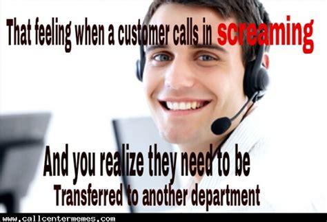 customer service call center memes