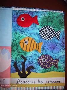 Livre éveil Bébé : un livre d 39 veil pour b b jeu enfants veil couture matelassage couture art du fil ~ Teatrodelosmanantiales.com Idées de Décoration