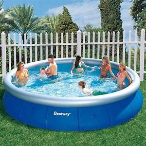 Bestway Ou Intex : piscina infl vel bestway intex litros pode ~ Melissatoandfro.com Idées de Décoration