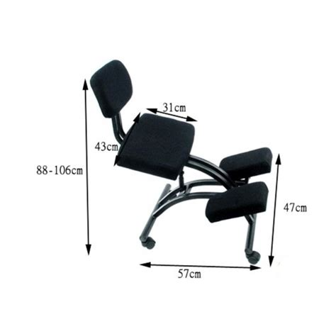 ergonomic kneeling office chair buy furniture