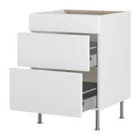 montage tiroir cuisine ikea faktum élément bas 3 tiroirs abstrakt blanc ikea