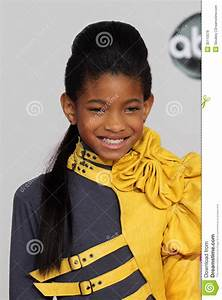 Willow Smith Editorial Stock Photo Image Of Angeles