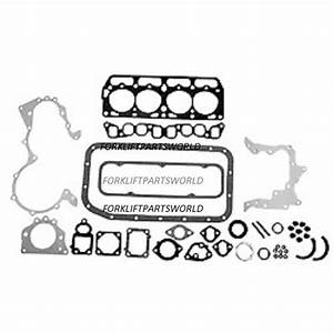 Toyota Forklift 4p Engine Gasket Set Parts 8002 For Sale