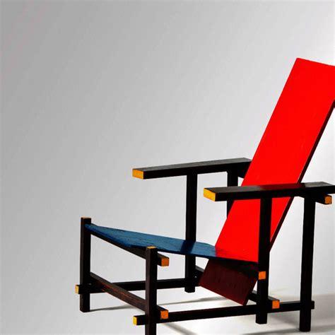 Gerrit Rietveld Stuhl by Gerrit Rietveld