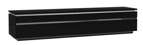 accessoires cuisine enfants meuble tv electra laque noir noir brillant