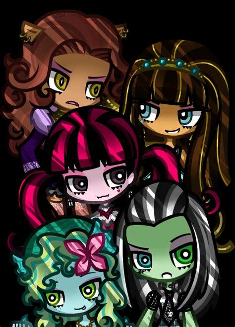 Chibi  Monster High Photo (31438279) Fanpop