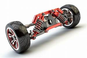 How Suspension System Works In Automobile