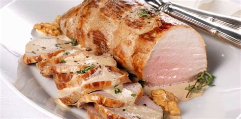 recette de cuisine roti de veau rôti de veau basse température facile et pas cher