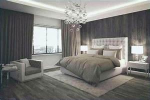 Schlafzimmer Grau Braun : schlafzimmer dunkelbraun braun wandfarbe grun weis ideen blau gestalten beige braune ~ Orissabook.com Haus und Dekorationen