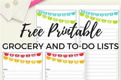 Printable Grocery Calendar Shopping Monthly Chore Printables