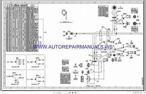 Freightliner Flc Dd 12 7l Electrical Schematic Manual A06