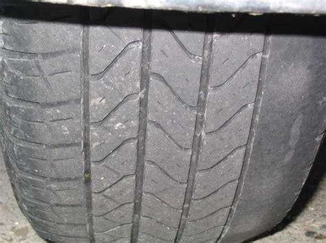 tire wear question   present legacy impreza