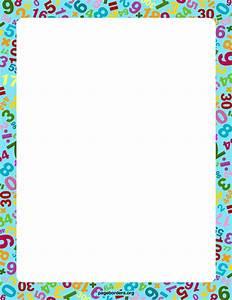 Math Border 2 Math Border Free Cliparts That You Can ...