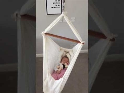 Natures Nest Baby Hammock by Natures Sway Baby Hammock
