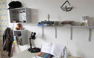 Agencer Une Chambre : comment agencer sa maison une chambre du0027ado modulable ~ Zukunftsfamilie.com Idées de Décoration