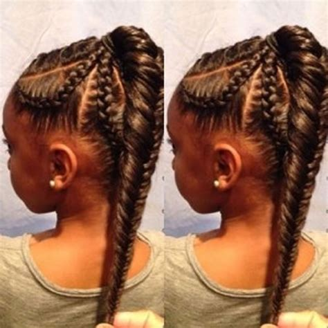 Pretty Kid Hairstyles by 64 Cool Braided Hairstyles For Black Page 6