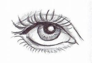 Dessin Facile Yeux : comment dessiner des yeux domi dessins et peintures ~ Melissatoandfro.com Idées de Décoration