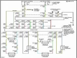 Ford Crown Victoria Radio Wiring Diagram