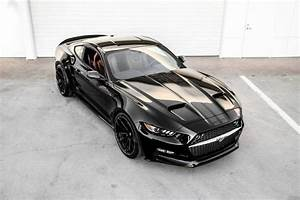 2016 Ford Mustang Rocket By Henrik Fisker And Galpin Auto Sports Review - Top Speed