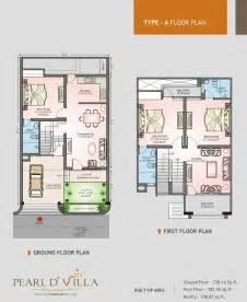 villa plans floor plans pearld 39 villa jagatpura jaipur
