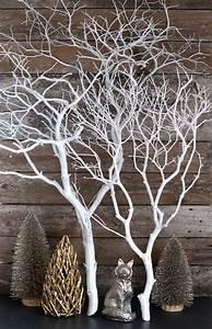 Basteln Mit Zweigen : coole winterdeko basteln im herbst mit zweigen und ~ Watch28wear.com Haus und Dekorationen