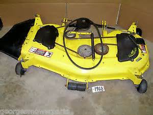 john deere 48 mowing deck 48c fits 345 325 gx345 gt225