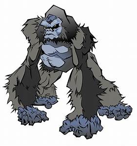 Free to Use & Public Domain Gorilla Clip Art