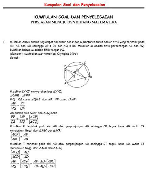 16:31 ituition indo 11 632 просмотра. Kumpulan Soal Matematika SMA dan Penyelesaiannya ...