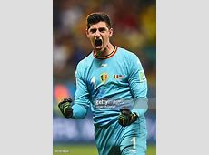 Thibaut Courtois Photos et images de collection Getty Images