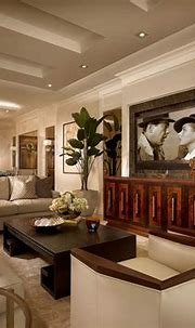 The Characteristics of Traditional Interior Design Style