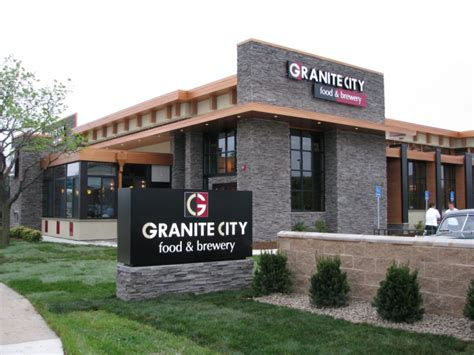 business really on granite city food brewery s
