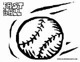 Baseball Coloring Pages Bat Softball Drawing Bats Ball Sports Printable Glove Balls Quotes Basketball Template Gloves Fast Balks Warriors Quotesgram sketch template