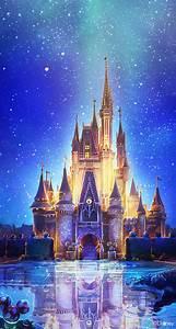 Cinderella Castle ★ Download more Disney iPhone Wallpapers ...