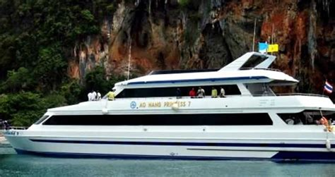 Fast Boat Phuket To Phi Phi by Krabi Ferry Easy Day Thailand Tours