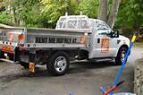 Home Depot Truck Rentals Rates Pictures