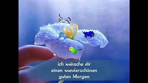 Guten Morgen Winterlich : kleiner guten morgen gru f r dich youtube ~ Buech-reservation.com Haus und Dekorationen