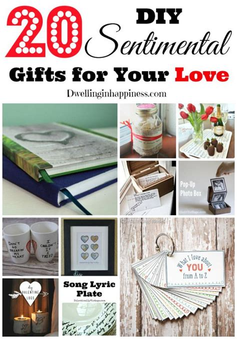 christmas ideas for boyfriends who have everything 25 unique sentimental gifts for ideas on diy gifts sentimental gifts
