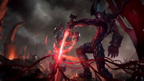 Legend Of Animated Wallpaper - animated wallpaper league of legends aatrox