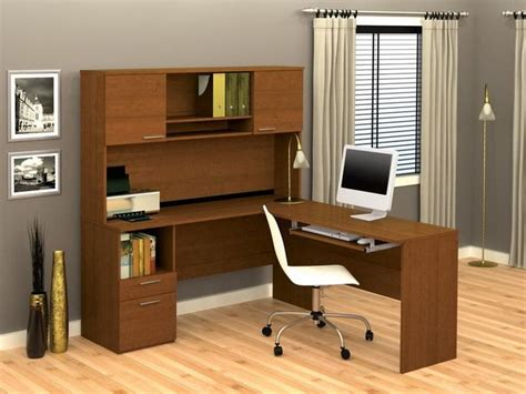 small white corner desk with hutch woodworking projects