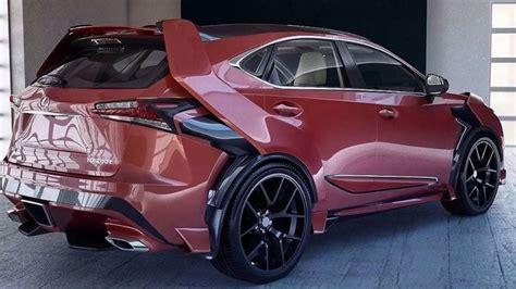 custom lexus lexus nx body kit lexus nx tuning lexus nx custom