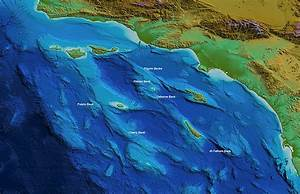 Earthguide Online Classroom - Surface Relief Map