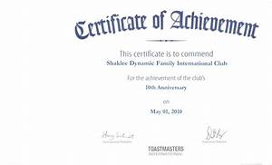 free word certificate of appreciation template pdf by With toastmasters certificate of appreciation template