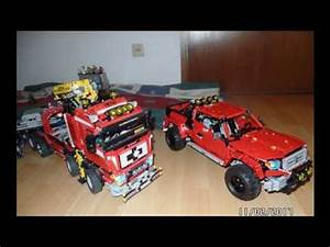 Lego Technic Pick Up : lego technic 8258 pick up moc youtube ~ Jslefanu.com Haus und Dekorationen