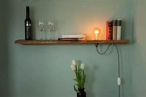 Lampen Selber Bauen Zubehör : vintage lampen im holzregal diy hier kannst du sie selber bauen ~ Sanjose-hotels-ca.com Haus und Dekorationen