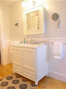 Cottage Style Bathroom Makeover - Traditional - Bathroom