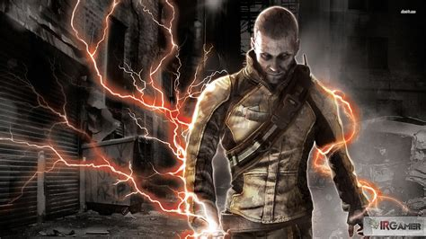 Infamous 2 Wallpaper Game Wallpapers 2347