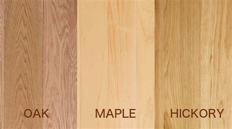 Kitchen Ideas Cherry Cabinets - oak flooring vs maple and hickory flooring homeflooringpros com